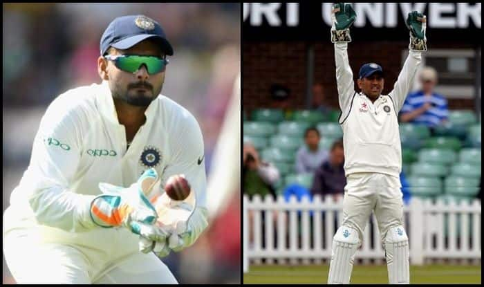 India vs Australia 2018: Rishabh Pant Pays Rich Tribute to MS Dhoni, Calls Him 'Hero of The Country'