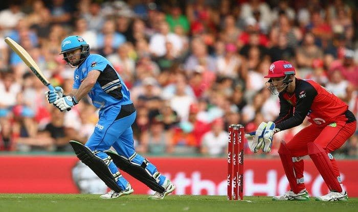 Adelaide Strikers vs Melbourne Renegades