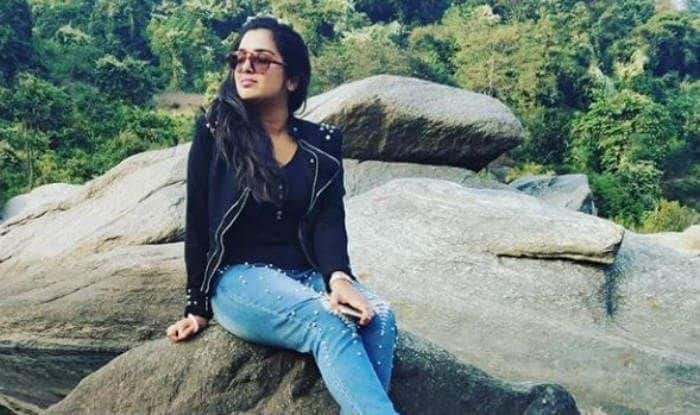 Bhojpuri Bombshell Amrapali Dubey Looks Super Hot as She Enjoys Picturesque Location – See Picture