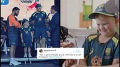 Australia vs India 3rd Test Melbourne: Seven Year Old Archie Schiller to Co-Captain Tim Paine at Boxing Day, Facts About Young sensation Who Has Become The Heartthrob on Twitter
