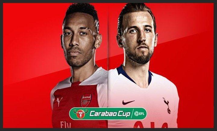 Arsenal vs Tottenham_Picture credits-Twitter