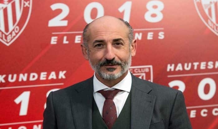 Athletic President-Picture credit-Twitter
