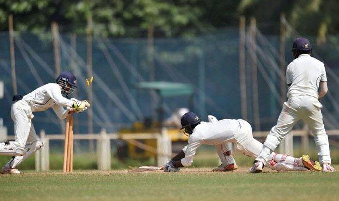 Baroda vs Mumbai