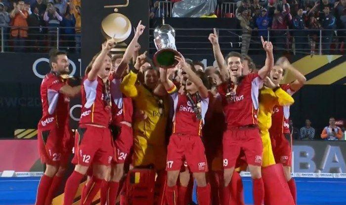 Belgium Hokcey team-picture credits-Twitter