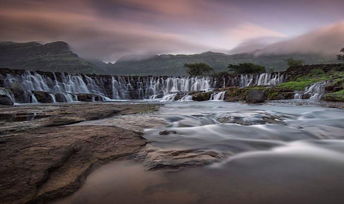 Bhandardara Waterfall