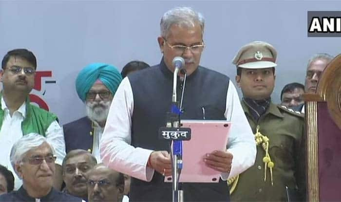 Chhattisgarh Ministry Expansion: List of Probable Ministers in CM Bhupesh Baghel Cabinet to Take Oath on December 25