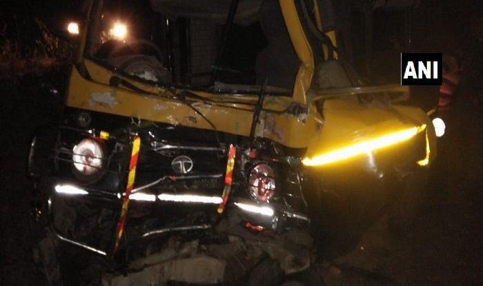 Chandrapur accident
