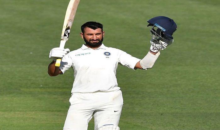 3rd Test Melbourne, Australia vs India: Cheteshwar Pujara Slams 17th Test Hundred, Joins Sachin Tendulkar, Virat Kohli And Virender Sehwag in Exclusive Club; Twitter Salutes India's Maestro