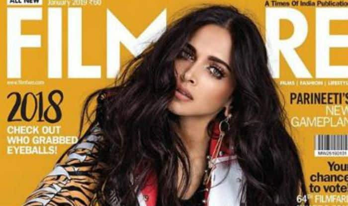 Deepika Padukone Looks Bold And Beautiful in Latest Magazine Cover – See Picture