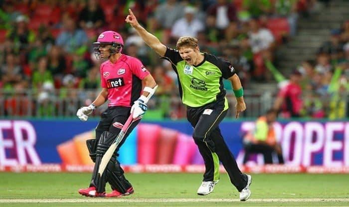 BBL 2018-19 Live Cricket Streaming: When And Where to Watch
