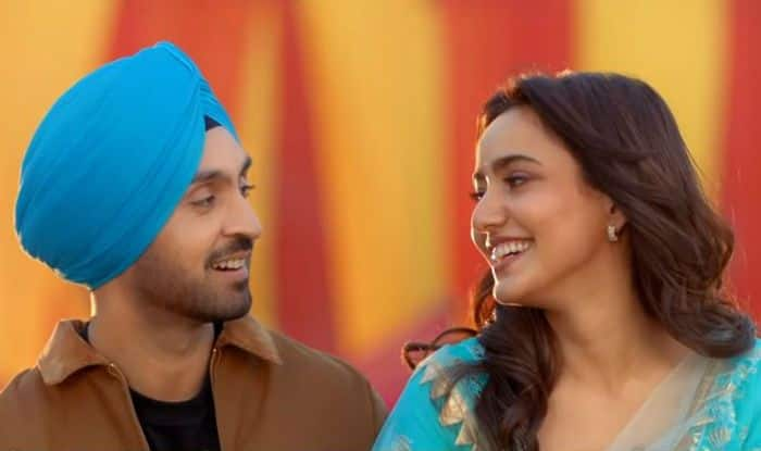 Gulabi Pagg Out: Diljit Dosanjh And Neha Sharma's New Song is All About Their Cute Chemistry; Video Clocks Over 6 Million Views on YouTube – Watch