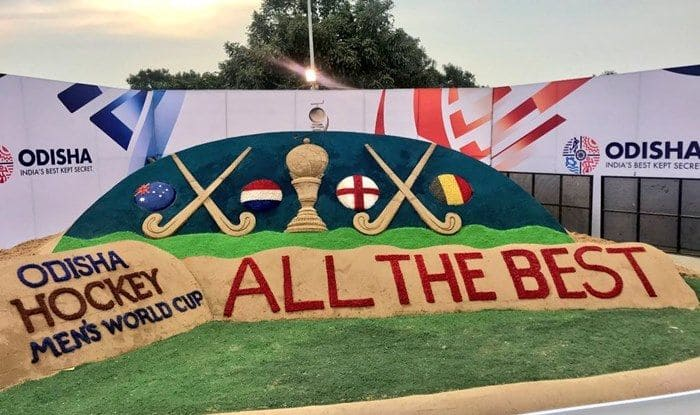 Hockey World Cup 2018_picture credits-Twitter