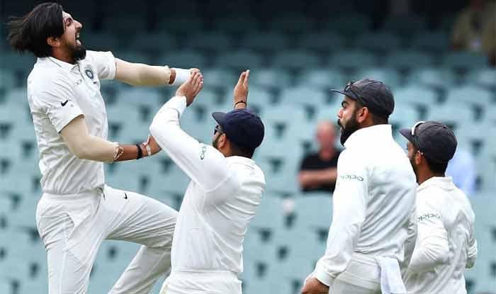 Australia vs India 2018: Ishant Sharma Completes 50 Test Wickets Against Australia, Joins Kapil Dev and Zaheer Khan in Coveted List, Twitter Showers Praise