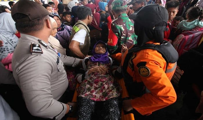 Over 40,000 Evacuated in Indonesia Over Fresh Tsunami Fear
