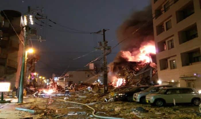 Japan: 40 Injured, Several Missing in Blast at Restaurant in Sapporo
