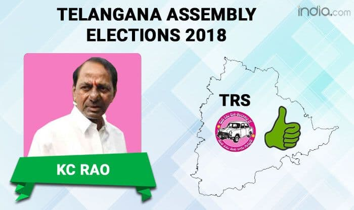 Telangana Assembly Election 2018: Congress Suspects EVMs Manipulation; TRS Says, 'Losing Party Always Blames Voting Machines'