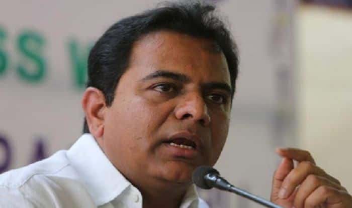 Telangana Assembly Election Results 2018: KT Rama Rao Takes Massive Lead in Sircilla by 15,096 Votes