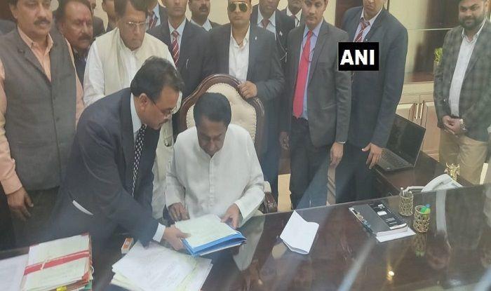 Madhya Pradesh Chief Minister Kamal Nath Paves Way For Farm Loan Waiver