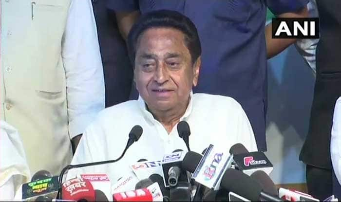 Kamal Nath Promises Incentives to Industries With 70% Staff From Madhya Pradesh