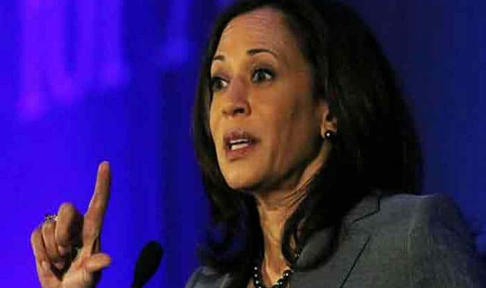 Democratic Presidential Candidate Kamala Harris Says She is Capable of Unifying Country