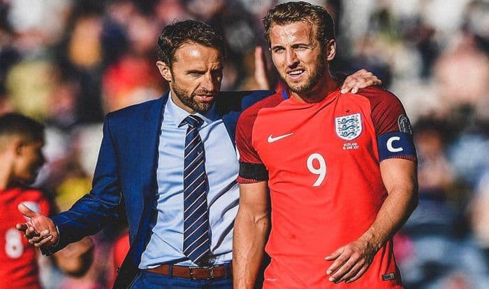 Kane and Southgate_Picture credits-Twitter