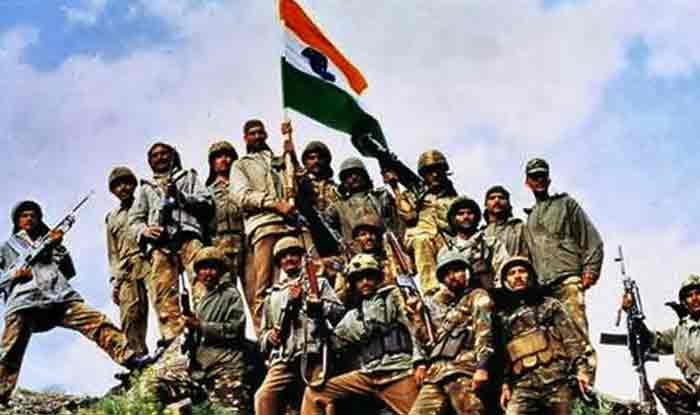 IAF 'Recreate' Tiger Hill Attack Ahead of Kargil Vijay Diwas