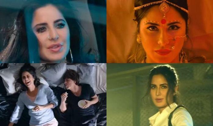 Zero New Song Release: Heer Badnaam is More on The Bada** Attitude of Katrina Kaif's Character Babita