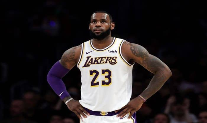 LeBron James Picture credits- Twitter