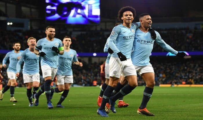 Leroy Sane of Manchester City_Picture Credits-Twitter
