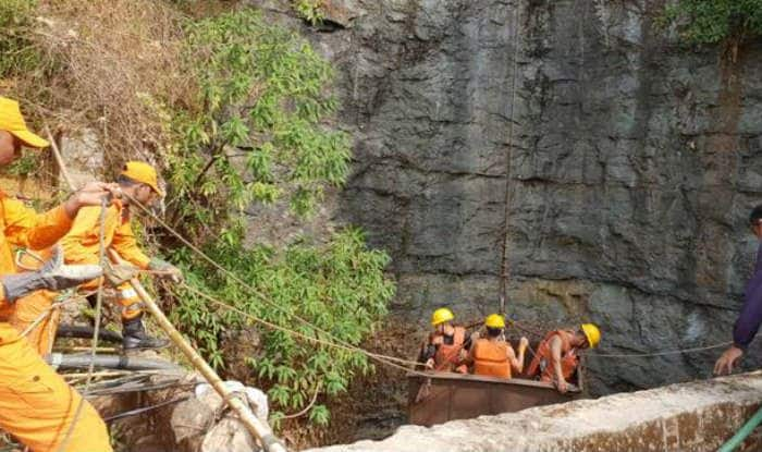 Meghalaya Miners Trapped For 16 Days; Indian Air Force, Odisha Fire Services Teams Join Rescue Operations