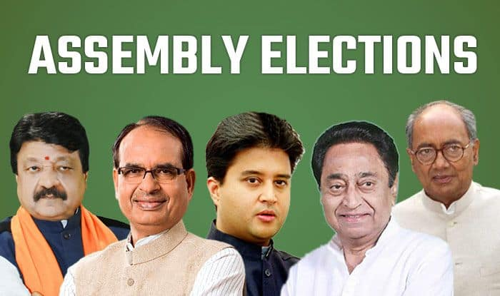 Madhya Pradesh Election Results 2018 News Updates: Cong Inches Towards Majority Mark to End BJP's 15-year Rule; Reports Say Scindia, Kamal Nath in Race For CMship