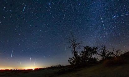 Witness The Geminids Meteor Shower in Alwar This December