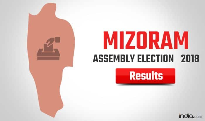 Mizoram Assembly Results 2018