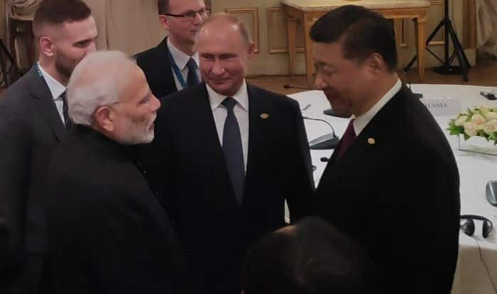G20 Summit 2018 in Argentina: Prime Minister Narendra Modi Holds Trilateral Meeting With Russia, China, Presents 9-point Programme For Action Against Fugitive Economic Offenders