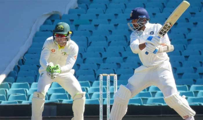 India vs Cricket Australia XI: Murali Vijay Slams Hundred, KL Rahul Finds Form as Tour Game Ends in a Draw