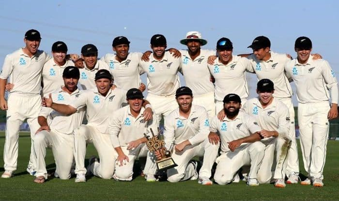 New Zealand Cricket Team_Picture credits-Twitter