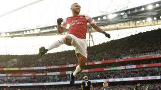 Premier League 2018-19: Pierre-Emerick Aubameyang Scores Brace as Mesut Ozil's Arsenal Thrash Burnley 3-1
