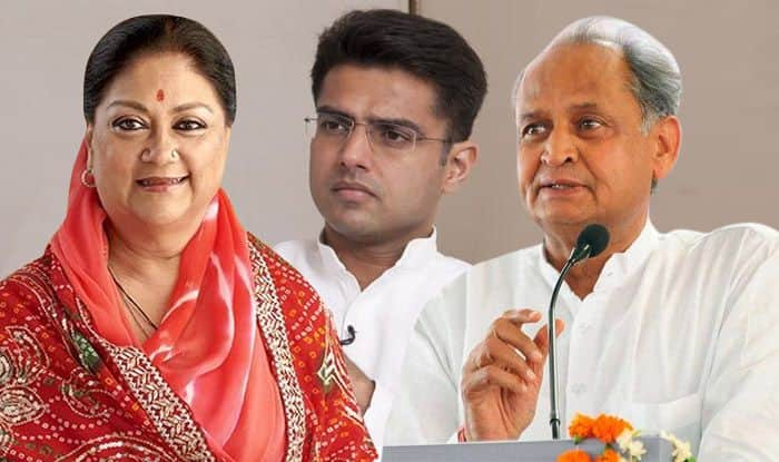 Rajasthan Assembly Election 2018 Results: Heavyweights Vasundhara Raje, Ashok Gehlot, Sachin Pilot Win From Respective Seats