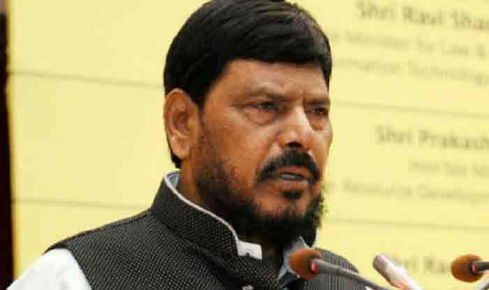 Ramdas Athawale Says Rahul Shouldn't be Called Pappu, Should Get Married, Become Papa Instead