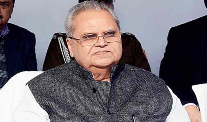 I Apologise, But My Personal Feeling is Same:  Satya Pal Malik on His Bizarre 'Advice' to Terrorists