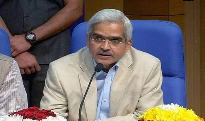 Govt Spending Plays Major Role in GDP Numbers: RBI Governor Shaktikanta Das