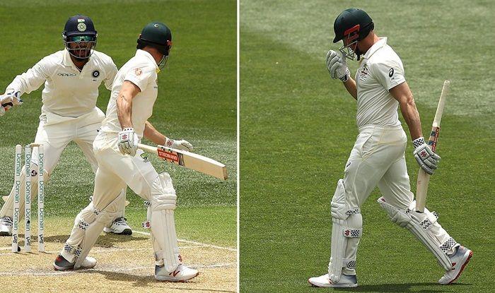 Australia vs India 2018: Ravichandran Ashwin Removes Shaun Marsh Cheaply, Aussie Batsman Breaks Unwanted 130-Year-Old Record in Adelaide Test