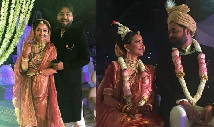 Shweta Basu Prasad Wedding Photos: Makdee Actress Ties The Knot With Beau Rohit Mittal in Bengali Wedding Ceremony