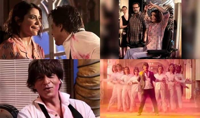 Zero: Anushka Sharma Speaks About Making of Mere Naam Tu Song With Shah Rukh Khan, Calls it Her Best Time