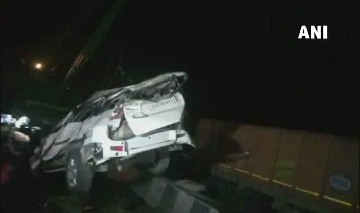 Assam: Two Dead, Three Injured as Truck Overturns on Car in Guwahati