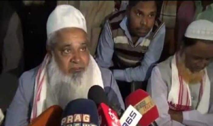 AIUDF Chief Badruddin Ajmal Apologises For Unruly Behaviour With Journalist, Accepts Mistake