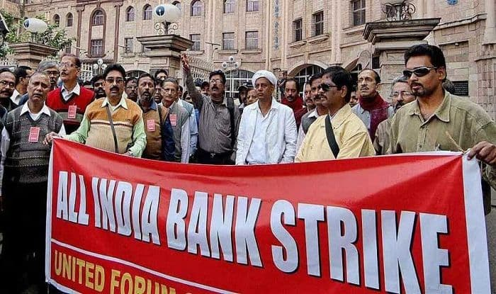 Banks to Remain Closed For Five Days; Strike Demands XIth Bipartite Wage Revision Talks