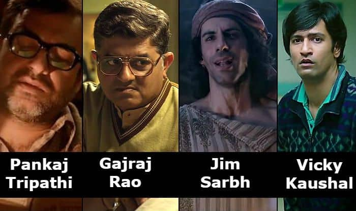 Year-Ender 2018: Vicky Kaushal, Pankaj Tripathi, Jim Sarbh, Gajrao Rao, Top 5 Supporting Actors in Bollywood