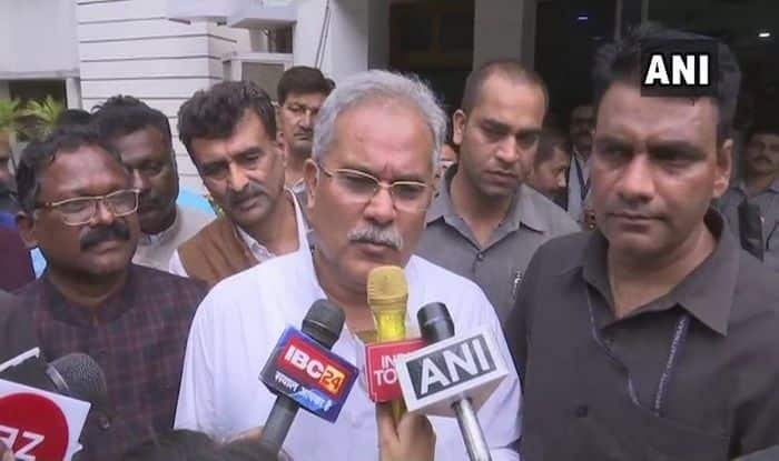 Chhattisgarh Chief Minister-designate Bhupesh Baghel