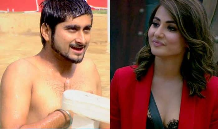 Bigg Boss 12 December 25 Written Update: Hina Khan Asks Deepak Thakur to Shave And Go Shirtless in Pool, Presents an Entertaining Episode